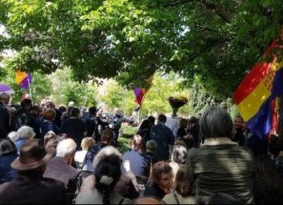 Madrid honra a los héroes republicanos que liberaron París del nazismo