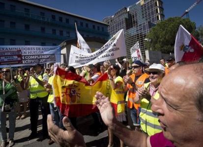 CCOO y UGT inician movilizaciones para recuperar los derechos de los empleados públicos