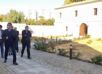La restaurada Hacienda de Miraflores se convierte en un centro ambiental
