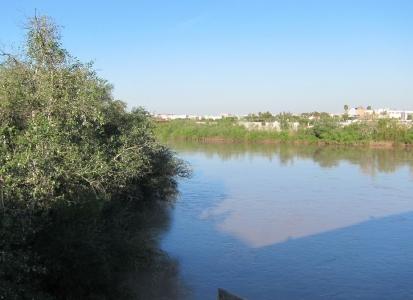 ¿Por qué el valle del Guadalquivir es uno de los lugares habitados más calurosos del planeta?