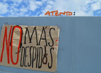 La multinacional Atento despide a una sindicalista por sus ausencias con baja médica tras el fallo del Constitucional