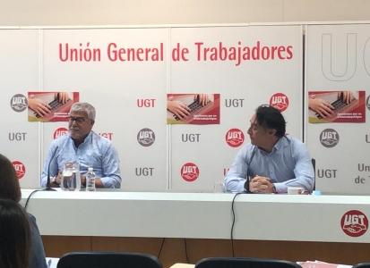 UGT propone 20 medidas para regular un #TeletrabajoDigno